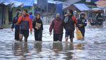 Penampakan Udara Banjir Rendam Wilayah Bandung