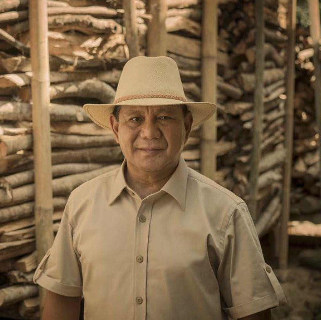 Prabowo: Kalau Pemerintah Bersih, Kita akan Lebih Baik dari Thailand