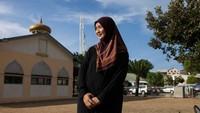Meski begitu, agama islam di Pulau Natal juga berkembang dengan baik. (ABC Australia)