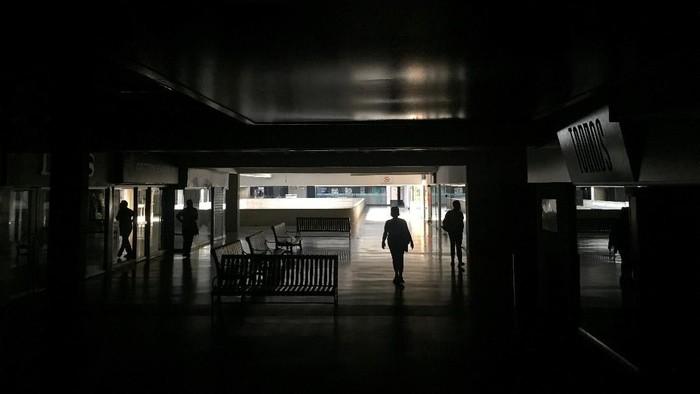 Venezuela gelap gulita dalam beberapa hari terakhir  (Foto: Reuters)