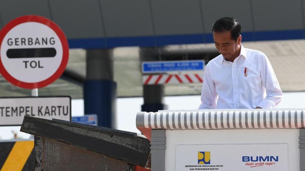 Membentang di Sumatera, Tol Terpanjang RI Resmi Beroperasi