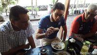 5 Tempat Makan Tradisional yang Pernah Disinggahi Sandiaga Uno