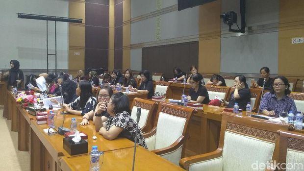 Koalisi Perempuan Disabilitas Dukung Percepatan RUU P-KS