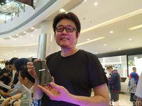 Ini Pembeli Pertama Galaxy S10+ di Indonesia