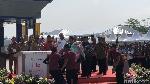Detik-detik Seorang Ibu Terobos Paspampres, Ngadu ke Jokowi, Lalu Pingsan