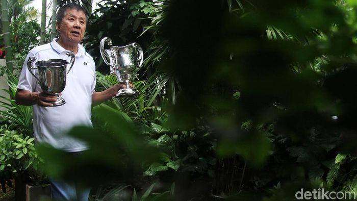 Rudy Hartono masuk deretan pebulutangkis tersukses All England. Pebulutangkis itu meraih delapan gelar di turnamen bulutangkis dunia tersebut.
