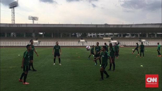 Timnas Indonesia U-23 bakal menghadapi Thailand di laga perdana.