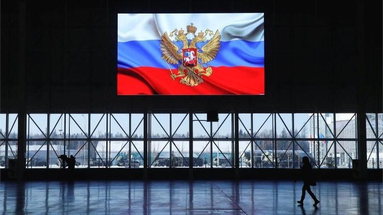 Rusia Loloskan RUU Larangan Tindakan Kurang Ajar terhadap Pemerintah