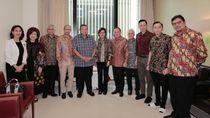 Menkeu Sri Mulyani Jenguk Ani Yudhoyono
