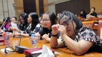 Saat Koalisi Gerakan Perempuan Disabilitas Mengadu ke DPR