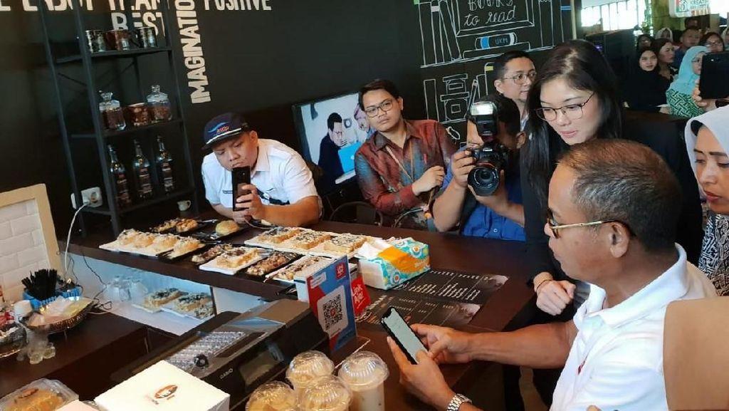 Menjajal RKB Shop di Terminal Eksekutif Merak