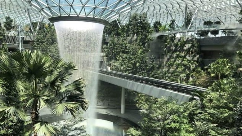 Jewel Changi Airport Singapura