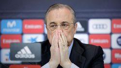 Florentino Perez Terpilih Lagi Jadi Presiden Real Madrid