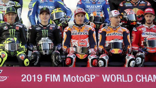 Pebalap Ingin Start MotoGP Qatar 2019 Lebih Cepat Satu Jam