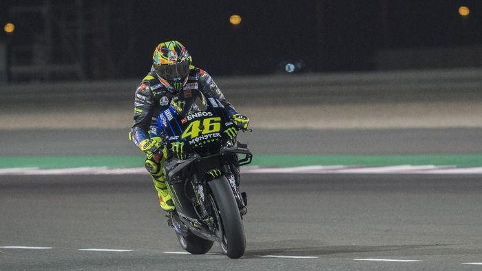 Rider Yamaha, Valentino Rossi. (Foto: Mirco Lazzari gp/Getty Images)