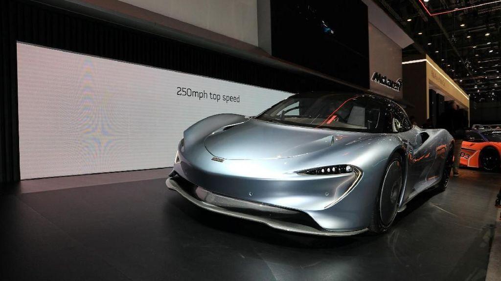 Mobil Cantik Hybrid McLaren Unjuk Gigi, Bisa Dipesan