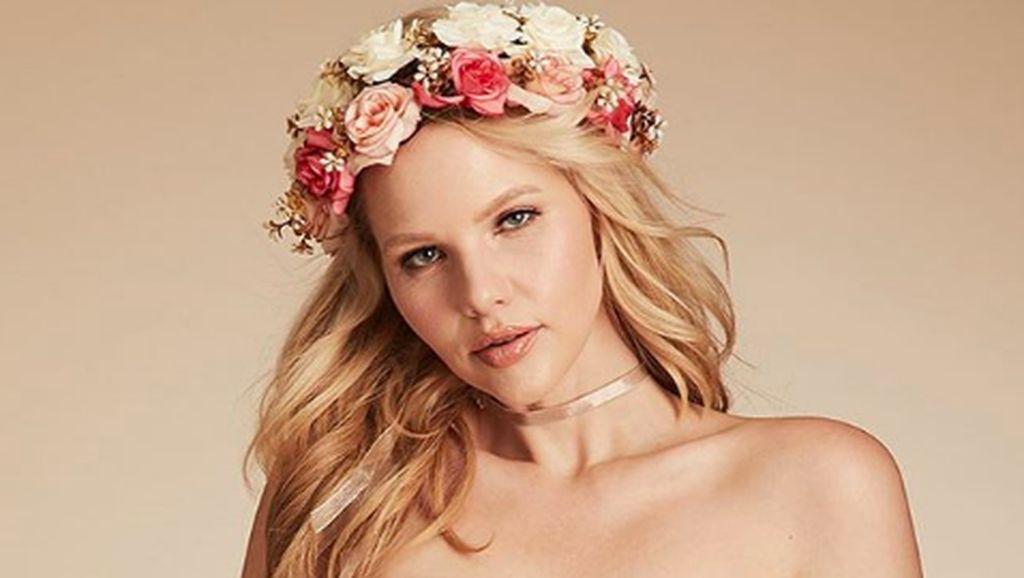 Elly, Model Cantik yang Viral karena Rambut Botak Meninggal karena Kanker