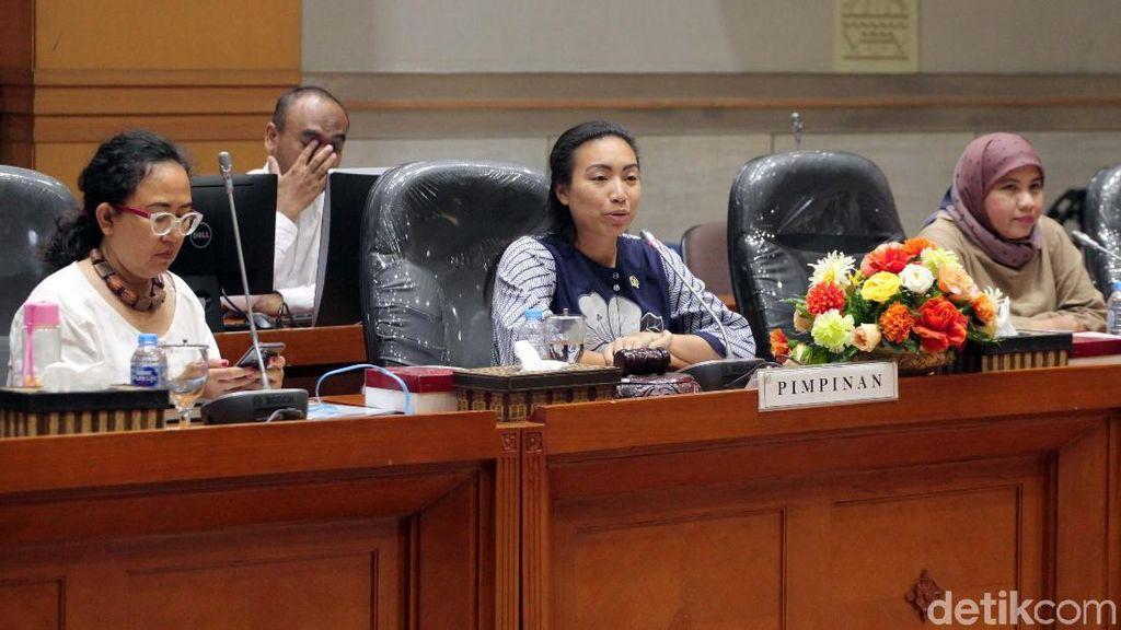 Bahas RUU Hapus Kekerasan Seksual, Komisi VIII DPR Gandeng Ahli Bahasa