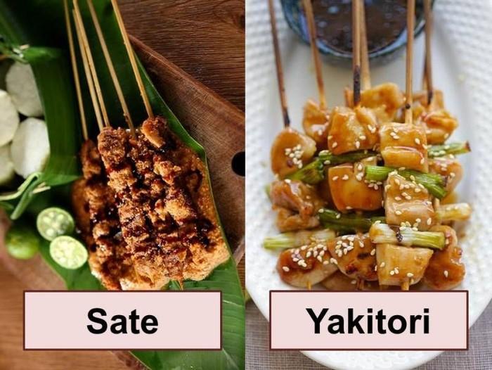 Wah Ternyata 5 Makanan Jepang Ini Tampilannya Mirip Makanan