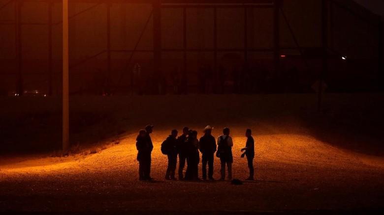 Truk Pembawa Imigran Gelap Terguling di Meksiko, 25 Orang Tewas