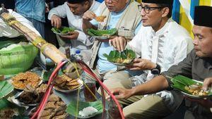 Momen Kulineran Politisi