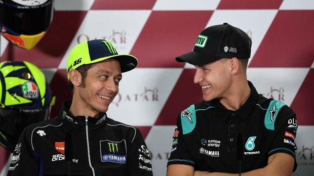 Valentino Rossi tidak memungkiri balap motor adalah olahraga yang berbahaya.
