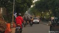 Harpitnas, Jalanan di Jakarta Pagi Ini Lancar
