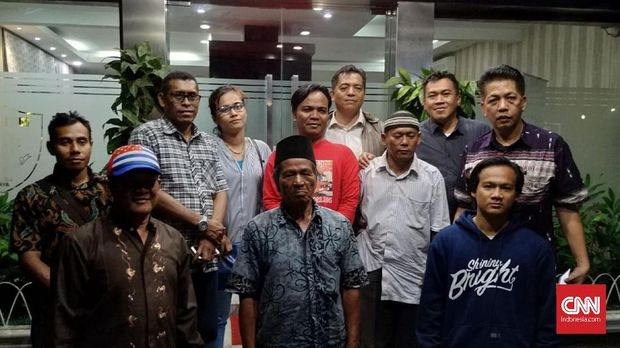 Warga Dadap Ketakutan Usai Ketua Nelayan Ditangkap Polisi