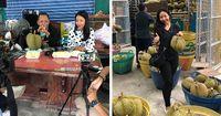 Ditampar Durian hingga Gergaji Durian, Ini 5 Kisah Unik Durian yang Viral