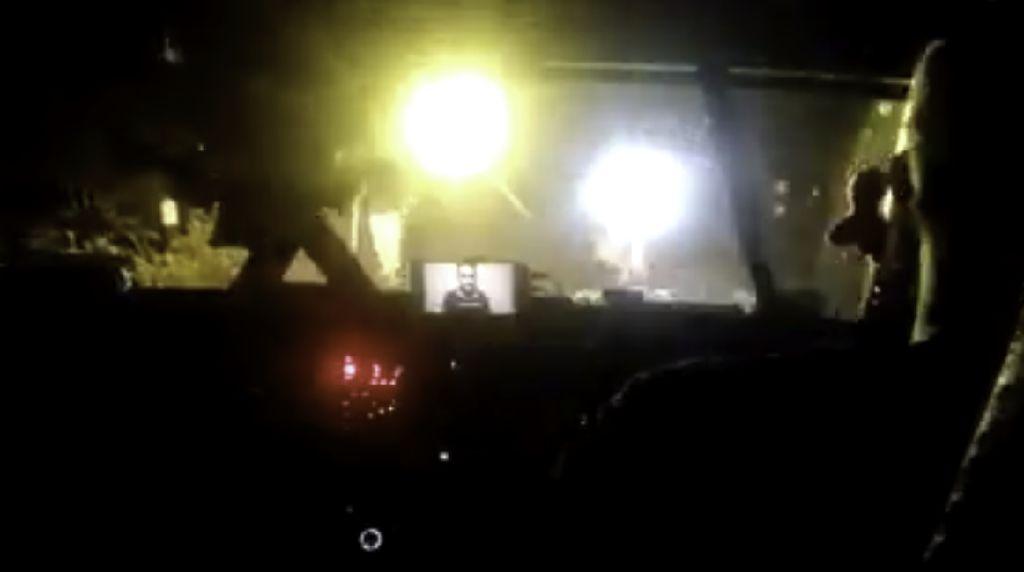 Detik-detik Sopir Truk Berhasil Kabur dari Incaran Begal di Sumsel