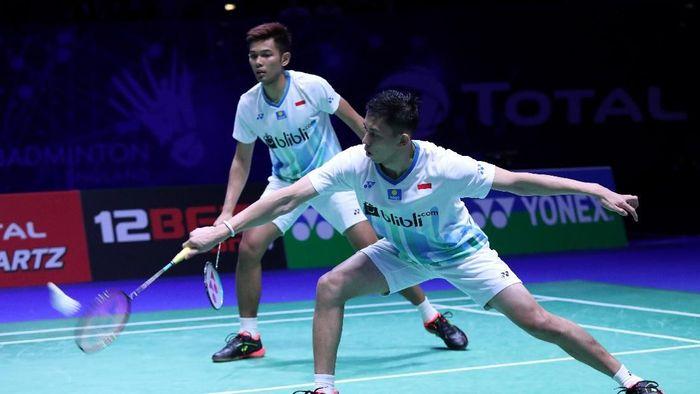 Fajar Alfian tak bisa berlebaran di Indonesia karena berlaga di Australia Open  (Foto: dok. Humas PBSI)
