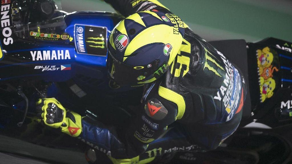 Catatkan Rekor Buruk di Mugello, Rossi Ungkap Masalah Akselerasi di Yamaha M1