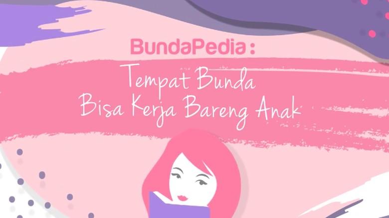 BundaPedia Co-Working Space/ Foto: 20detik