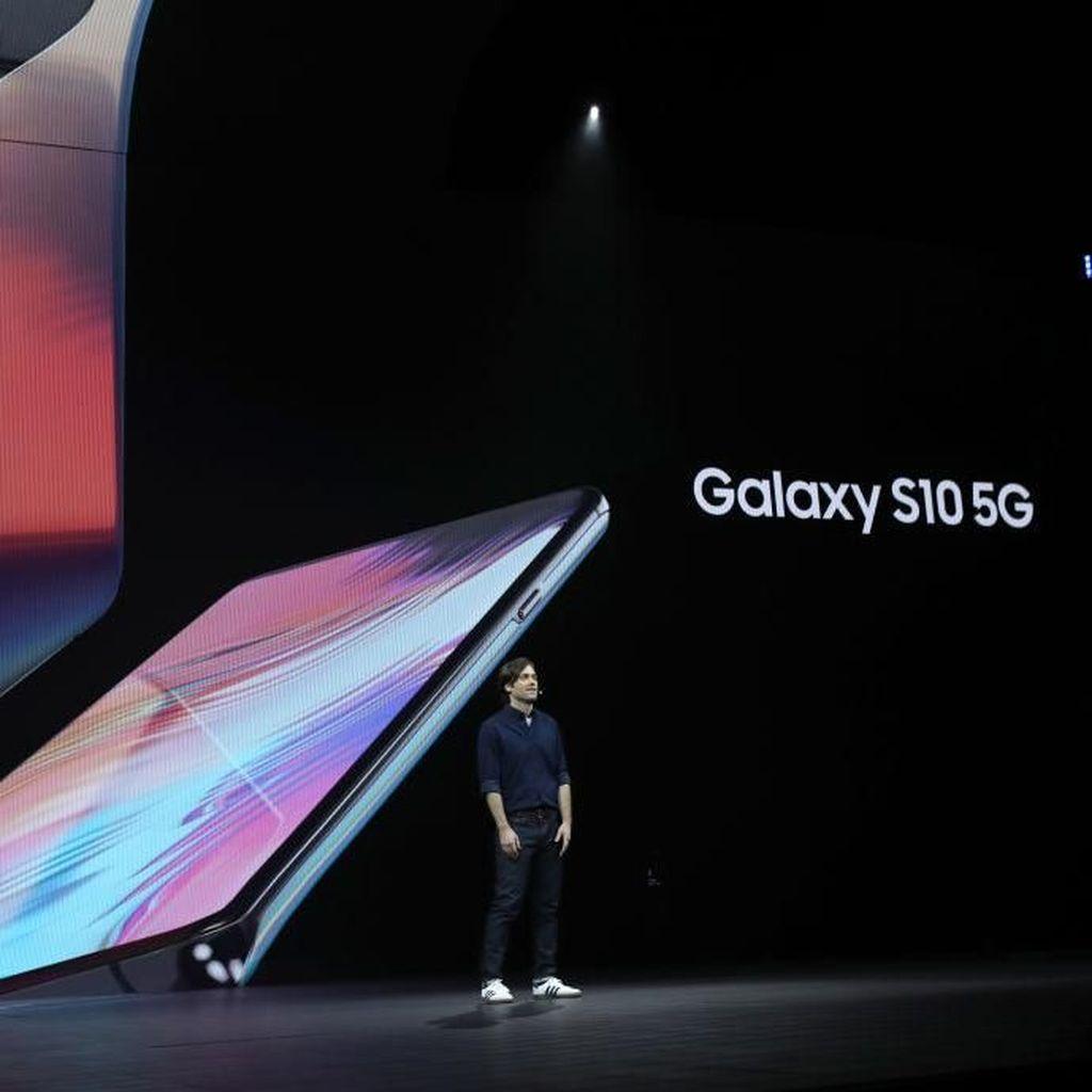 Ini Jadwal Peluncuran dan Bocoran Harga Galaxy S10 5G