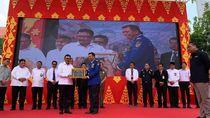 BPJS Ketenagakerjaan Beri Penghargaan ke Wali Kota Pekanbaru