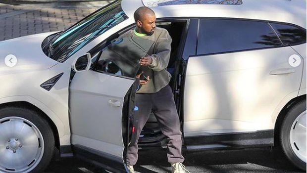 Modifikasi Lamborghini Urus Kanye West