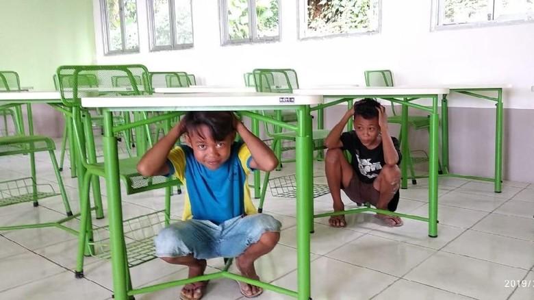 Kagama dan FT UGM Bangun Sekolah Tahan Gempa Di Palu