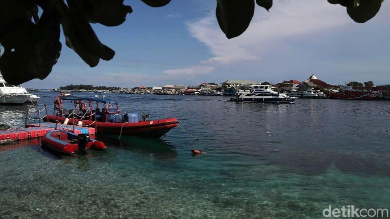 Tempat wisata di Kepulauan Seribu yang takkan terlupakan (Pradita Utama/detikcom)