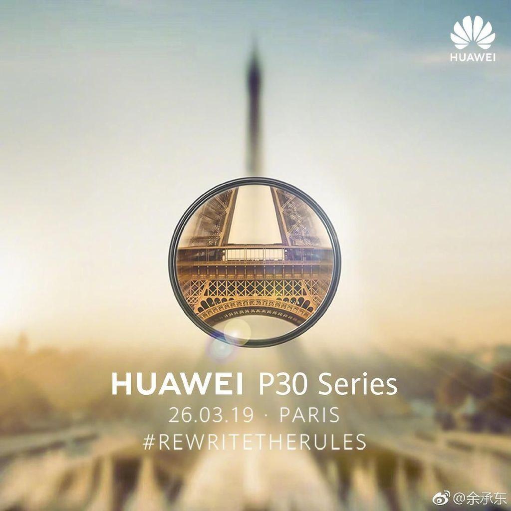 3 Hal tentang Seri P Huawei