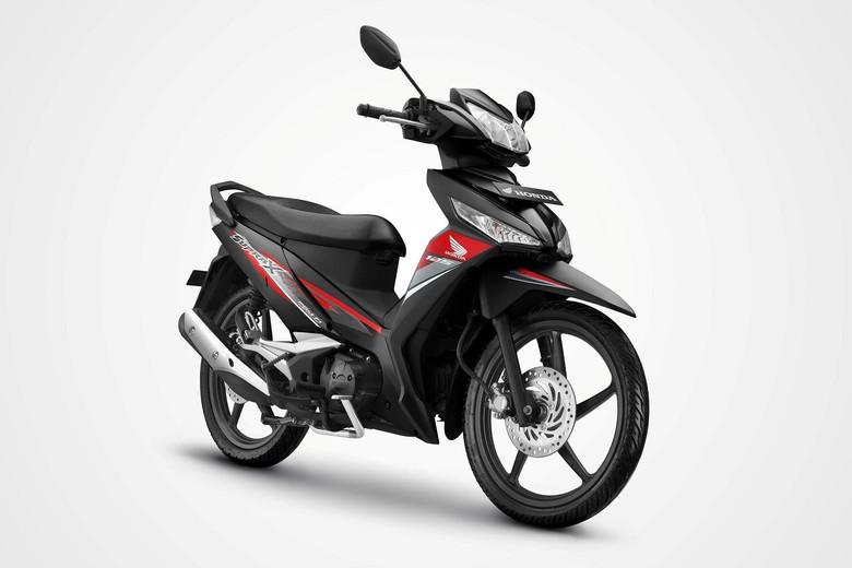 Honda Supra X 125 FI, Foto: PT Astra Honda Motor