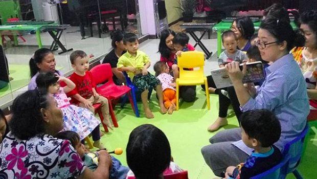 4 Tips Kembangkan Bakat Anak di Bidang Musik