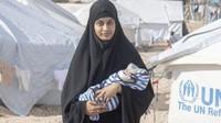 Kini Lepas Hijab, Penampilan Mantan Pengantin ISIS Jadi Sorotan