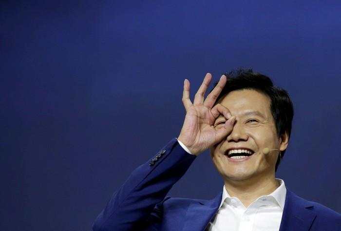 Pendiri Xiaomi, Lei Jun. Foto: REUTERS/Jason Lee