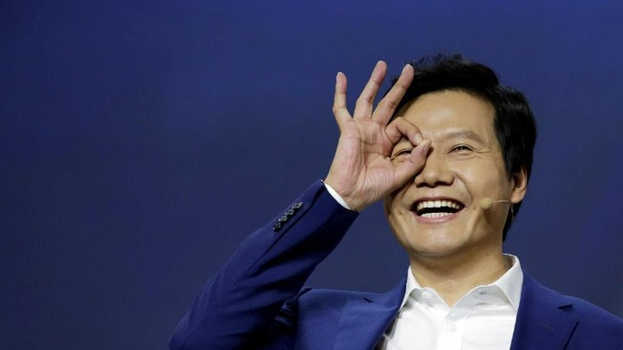 Chairman Xiaomi Lei Jun. (Foto: REUTERS/Jason Lee)