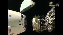 SpaceX Ungkap Kerusakan yang Dialami Kapsul Crew Dragon