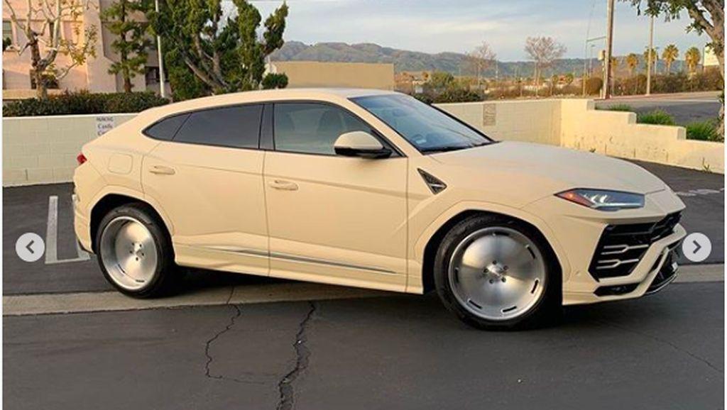 Modifikasi Lamborghini Urus ala Kanye West, Keren Gak?