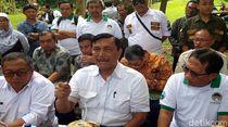 Luhut: Tak Ada Saya Bilang Soal Dwifungsi TNI