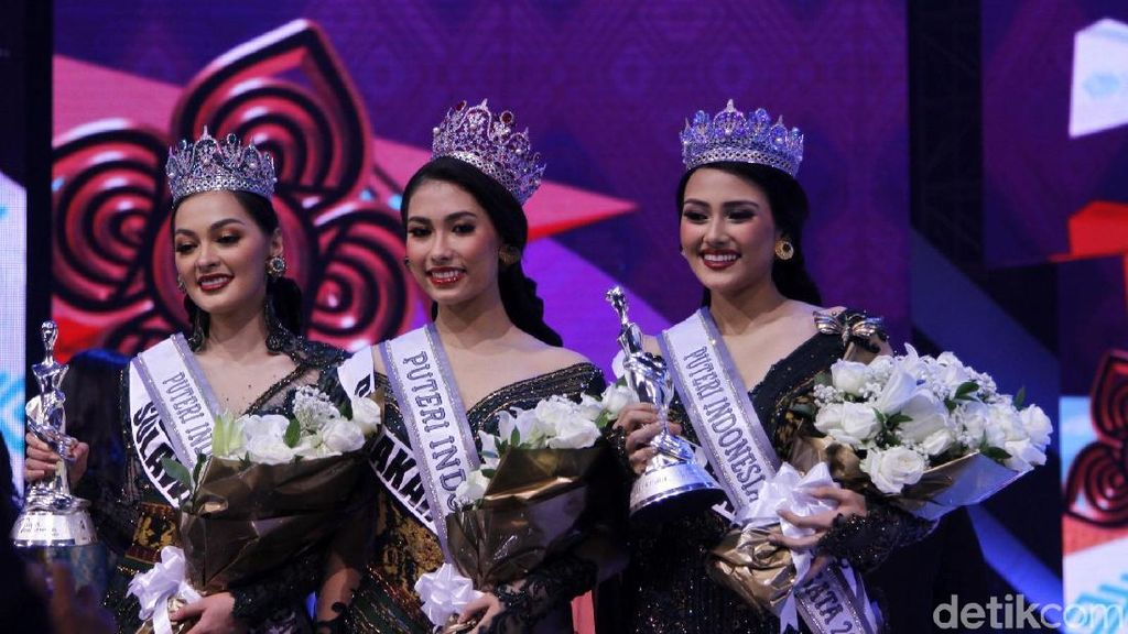 Daftar Lengkap Pemenang Puteri Indonesia 2019