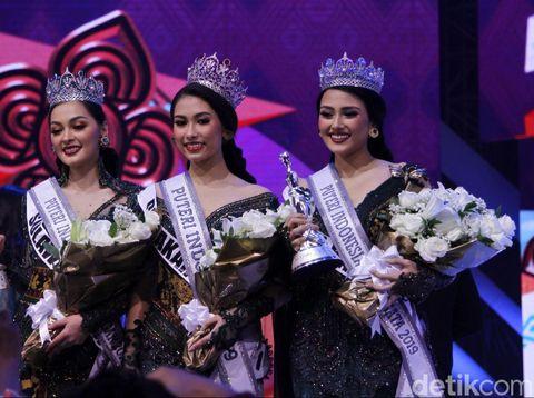 Pemenang Puteri Indonesia 2019.