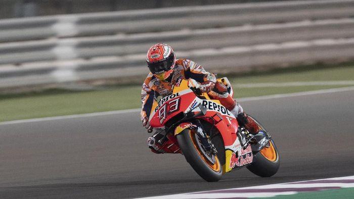 Pebalap Honda, Marc Marquez. (Foto: Mirco Lazzari gp/Getty Images)